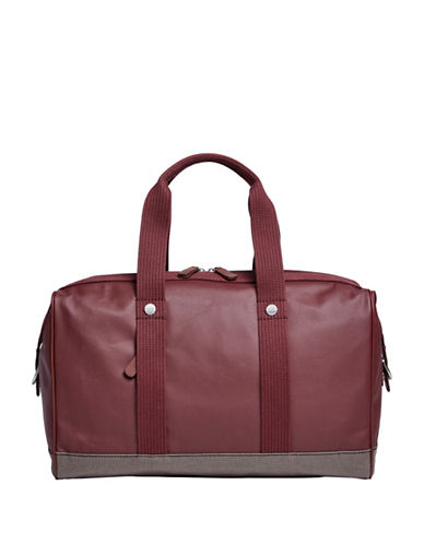 Skagen Krinsen Gym Bag-BROWN-One Size