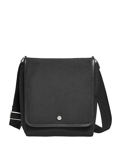 Skagen Gade City Messenger Bag-BLACK-One Size