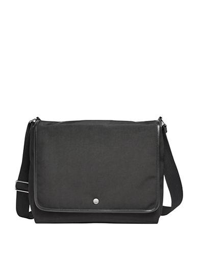 Skagen Eric Messenger Bag-BLACK-One Size