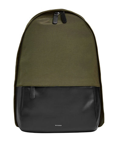Skagen Kroyer Sling Bag-DARK GREEN-One Size