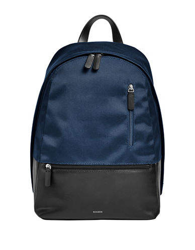 Skagen Kroyer Backpack-NAVY-One Size