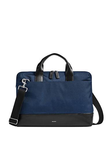 Skagen Peder Slim Briefcase-NAVY-One Size