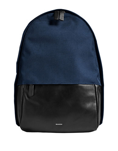 Skagen Kroyer Sling Backpack-BLACK-One Size