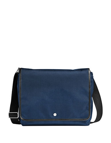 Skagen Eric Messenger Bag-NAVY-One Size