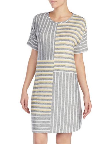 Kensie Sweater Knit Sleep Shirt 89892058