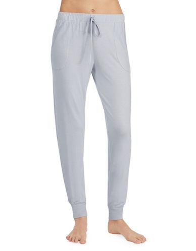 H Halston Jersey Jogger Pyjama Pants-GREY-Large 89887909_GREY_Large