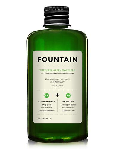 Fountain The Super Green Molecule-NO COLOUR-One Size