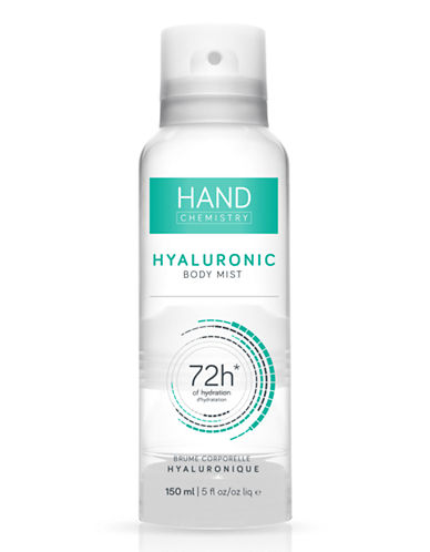 Hand Chemistry Hyaluronic Acid Body Mist-NO COLOUR-70 ml