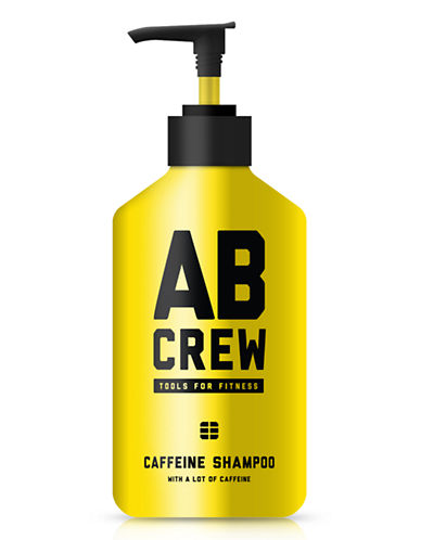 Ab Crew Caffeine Shampoo-NO COLOUR-480 ml