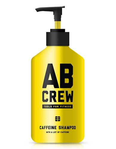 Image of Ab Crew Caffeine Shampoo-NO COLOUR-480 ml