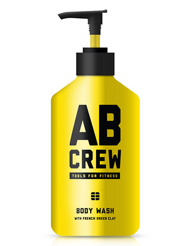 Ab Crew Body Wash-NO COLOUR-480 ml