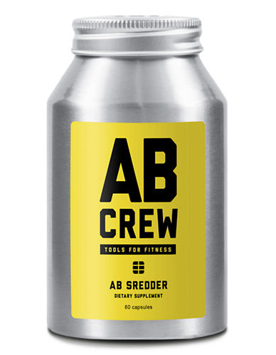 Ab Crew Ab Shredder Dietary Supplement-NO COLOUR-One Size