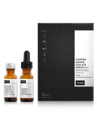 Niod Copper Amino Isolate Serum 1.00 - 15ml-NO COLOUR-15 ml