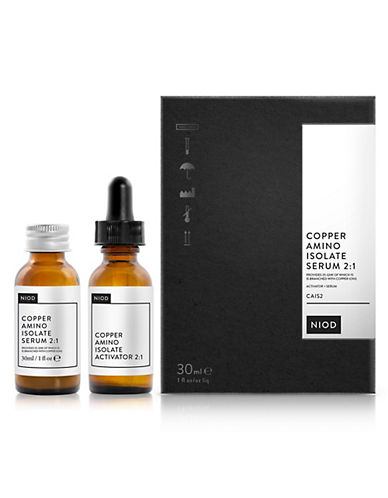 Niod Copper Amino Isolate Serum 1.00 - 30ml-NO COLOUR-One Size