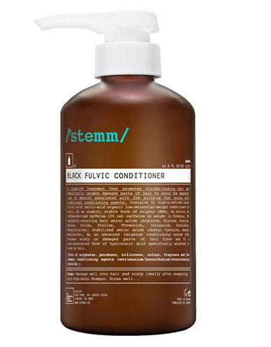 Stemm Stemm Black Fulvic Conditioner-NO COLOR-480 ml