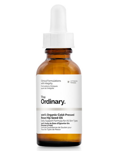 The Ordinary 100% Organic Cold-Pressed Rose Hip Seed Oil-WHITE-30 ml