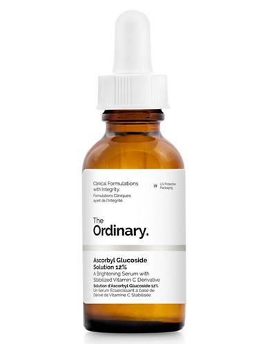 The Ordinary Ascorbyl Glucoside Solution 12%-WHITE-30 ml