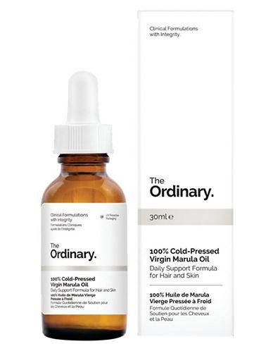 The Ordinary 100% Cold Pressed Virgin Marula Oil-NO COLOR-30 ml