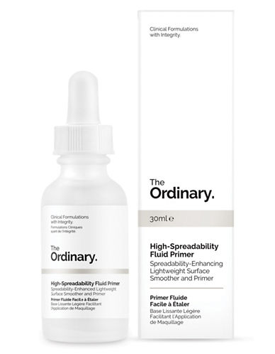 The Ordinary High-Spreadability Fluid Primer-NO COLOR-30 ml