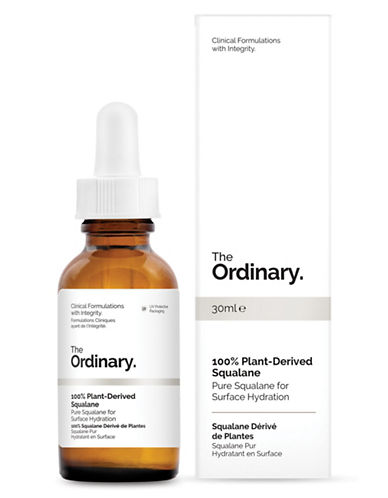 The Ordinary 100% Plant Derived Squalane-NO COLOR-30 ml