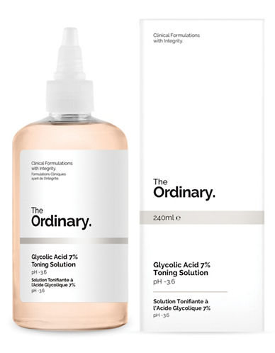 The Ordinary Glycolic Acid 7% Toning Solution-NO COLOR-240 ml