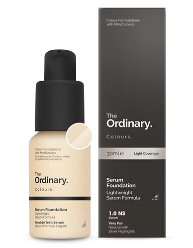 The Ordinary Serum Foundation-1.0 NS-30 ml