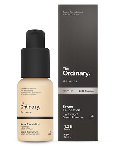 The Ordinary Serum Foundation-1.2 N-30 ml