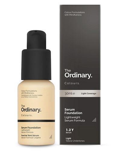 The Ordinary Serum Foundation-1.2 Y-30 ml