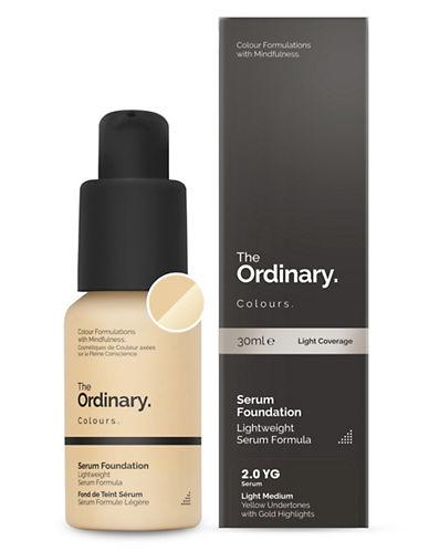 The Ordinary Serum Foundation-2.0 YG-30 ml