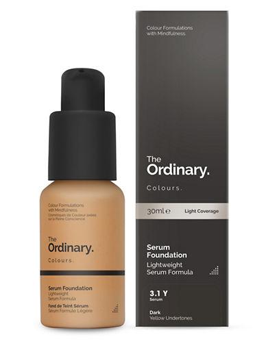 The Ordinary Serum Foundation-3.1 Y-30 ml