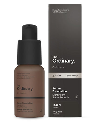 The Ordinary Serum Foundation-3.3 N-30 ml