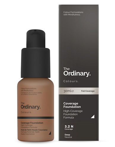 The Ordinary Coverage Foundation-3.2 N-30 ml