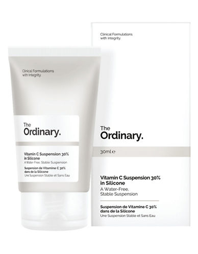 The Ordinary Vitamin C Suspension 30% in Silicone-NO COLOR-30 ml