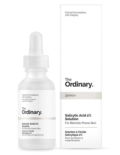 The Ordinary Salicylic Acid 2% Solution-WHITE-30 ml