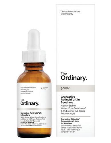 The Ordinary Granactive Retinoid 2 Percent in Squalane-WHITE-30 ml