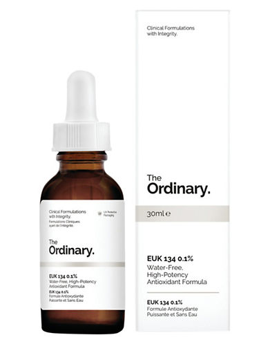 The Ordinary EUK 134 0.1% Formula-WHITE-30 ml