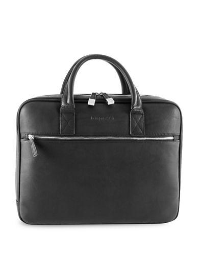 Bugatti Sartoria Briefcase-BLACK-One Size