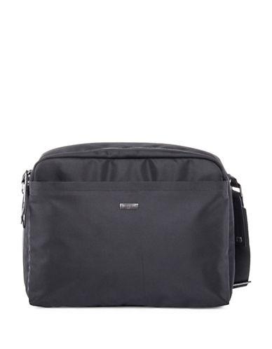 Bugatti Contratempo Messenger Bag-BLACK-One Size