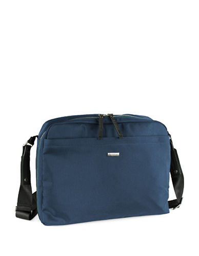 Bugatti Contratempo Messenger Bag-BLUE-One Size