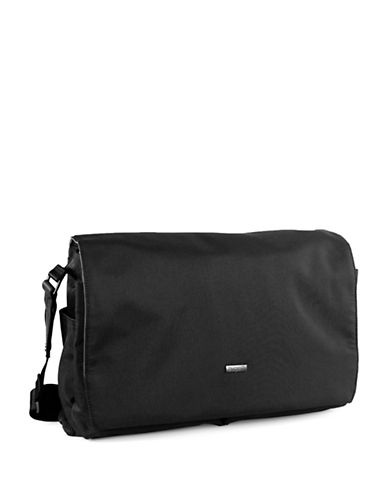 Bugatti Contratempo Messenger Bag-BLACK-One Size