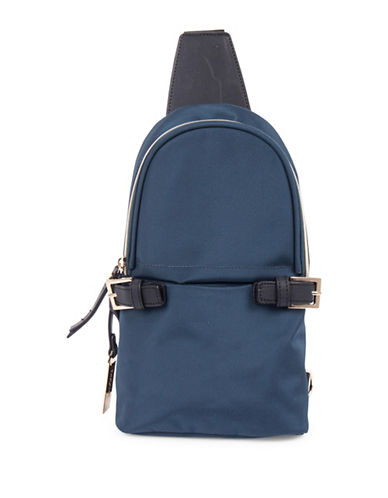 Bugatti Contratempo Sling Backpack-BLUE-One Size