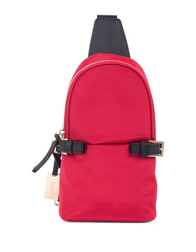 Bugatti Contratempo Sling Backpack-RED-One Size