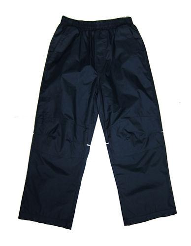 West Coast Connection Girls Fleece-Lined Snowpants-BLUE-6X