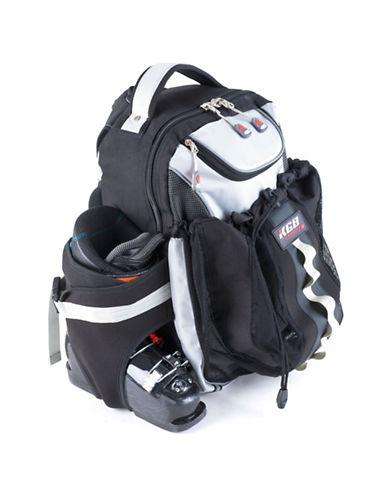 Kgb Pro Ski Boot Bag-BLACK-One Size