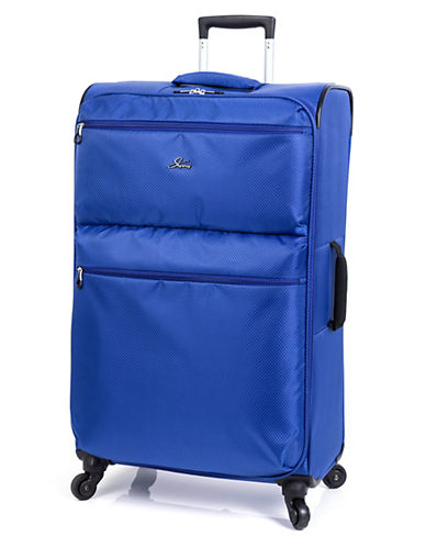 Skyway Bridgeport LP 28 Inch Spinner Suitcase-BLUE-28