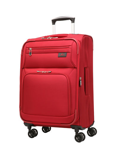 Skyway Sigma 5.0 19-Inch Spinner Suitcase-RED-19