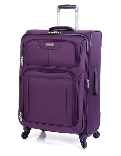 Ricardo Beverly Hills California 2.0 25-Inch Expandable Spinner-PURPLE-25