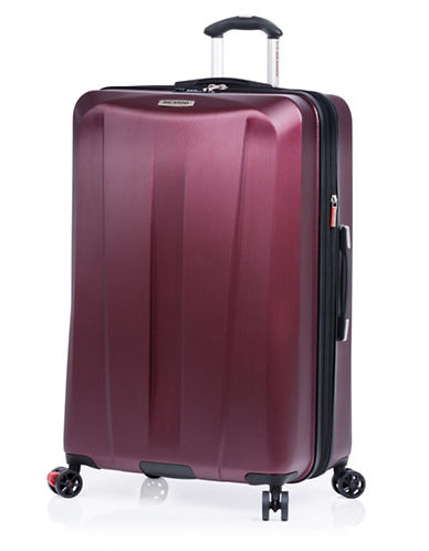 Ricardo Beverly Hills San Clemente 29 Inch Expandable Spinner Suitcase-BURGUNDY-29