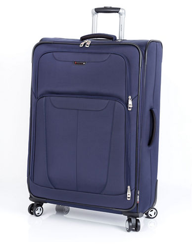 Ricardo Beverly Hills Fresno 29-Inch Expandable Spinner Suitcase-NAVY-29