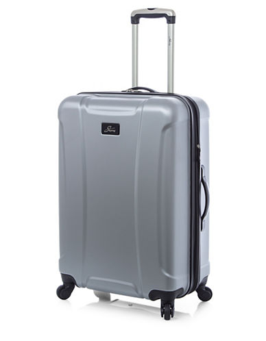 Skyway Chesapeake 24-Inch Expandable Hardside Spinner-CHARCOAL-One Size